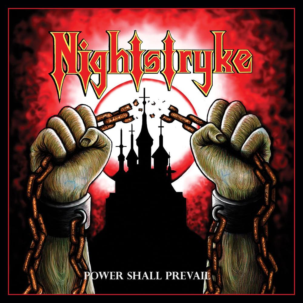 NIGHTSTRYKE - Power Shall Prevail CD