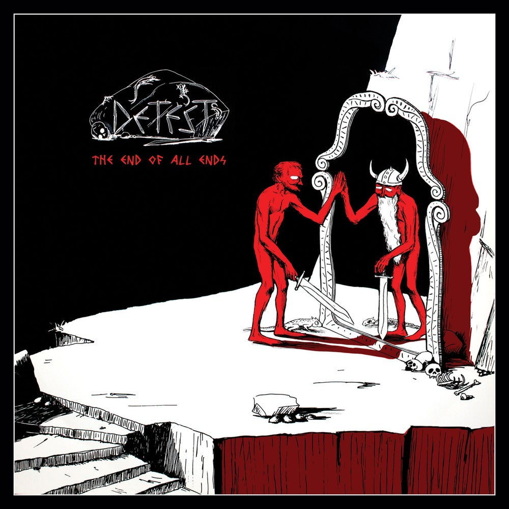 DETEST - The End of All Ends CD
