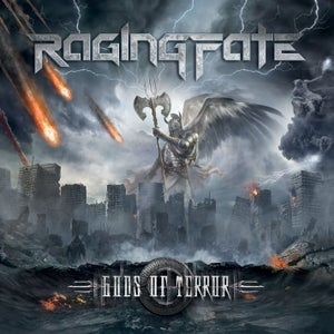 Image of RAGING FATE - Gods of Terror CD