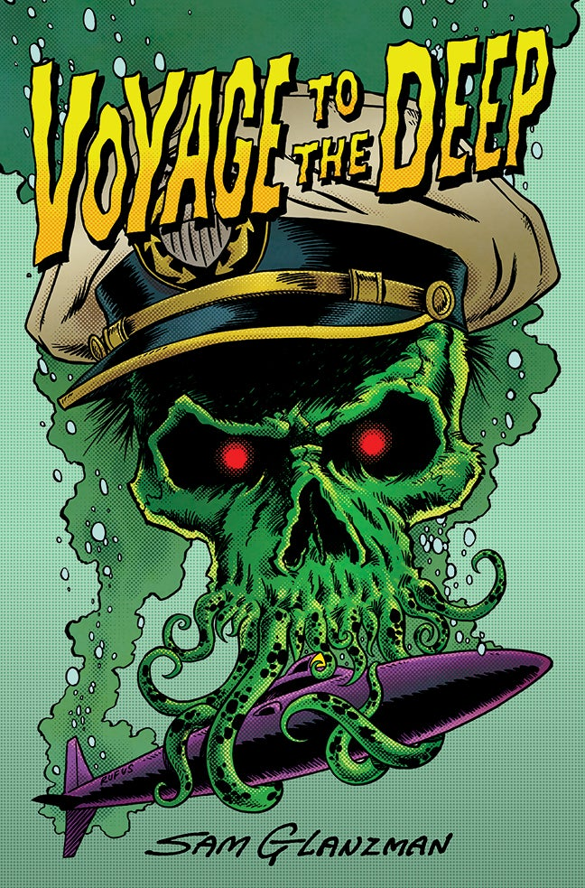 Image of VOYAGE TO THE DEEP by Sam Glanzman