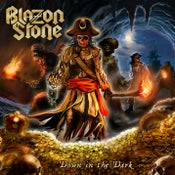 Image of BLAZON STONE - Down In The Dark CD