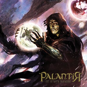 Image of PALANTIR - Lost Between Dimensions CD