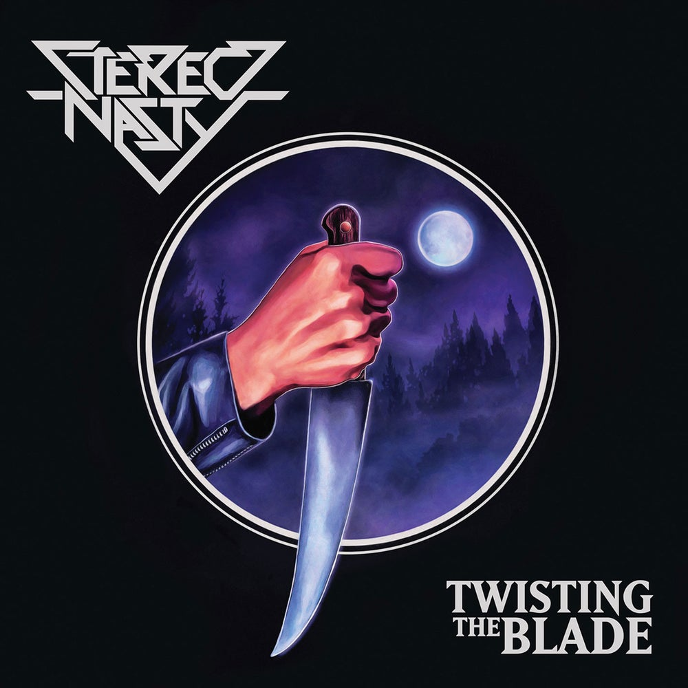 STEREO NASTY - Twisting the Blade CD