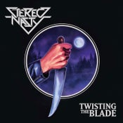 Image of STEREO NASTY - Twisting the Blade CD