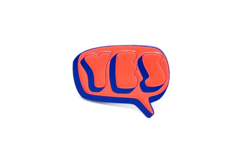 Image of Yes 1st Album Logo