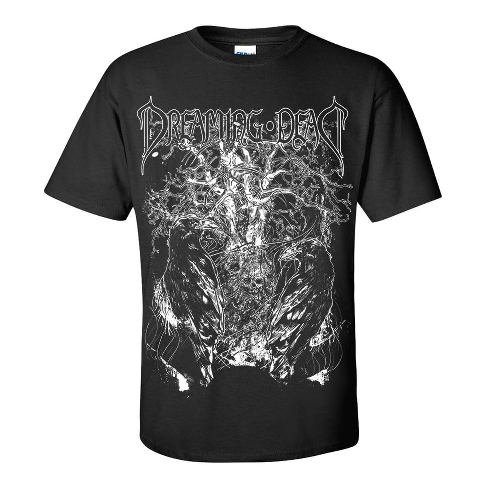 Image of Burning Tree Tshirt