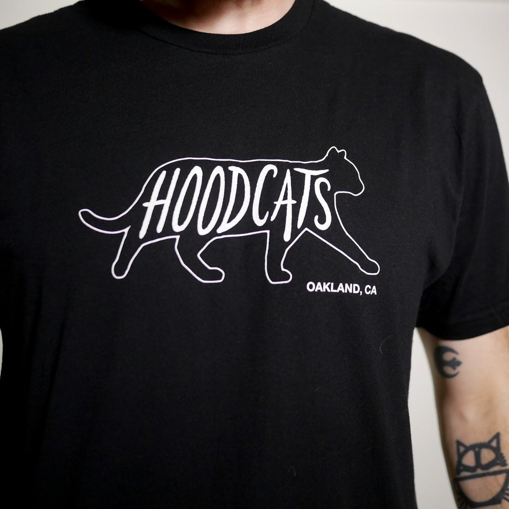 Image of Hoodcats *Glow In The Dark* T-Shirt