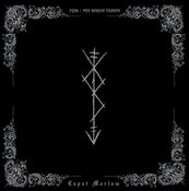 "Image of NYIÞ / Old Burial Temple ‎– Caput Mortum 12"" LP"