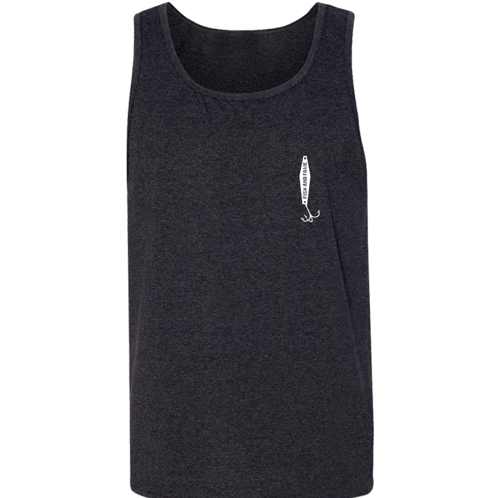 Image of CA JIG Tank Top (black heather)