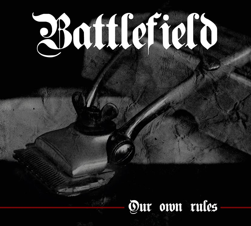 Image of Battlefield - Our Own Rules CD
