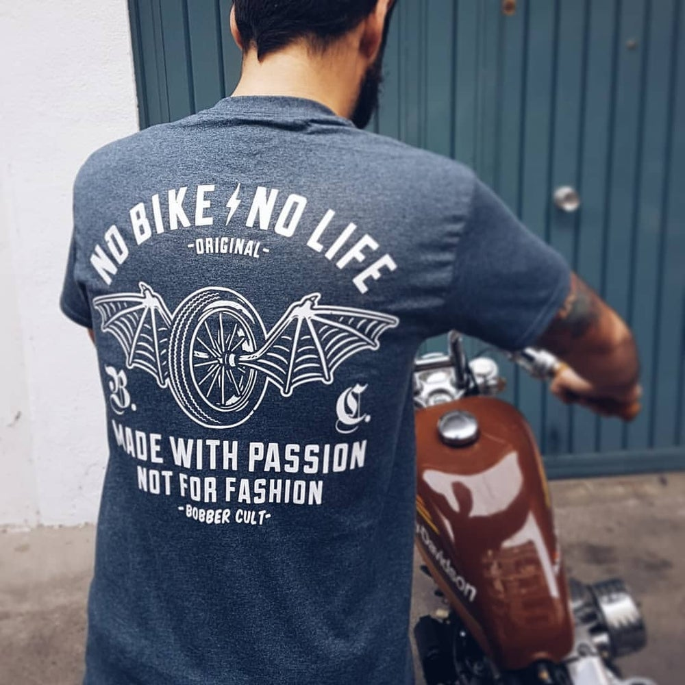 Image of No Bike No Life T