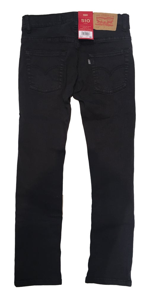 Image of Levis Black Denim