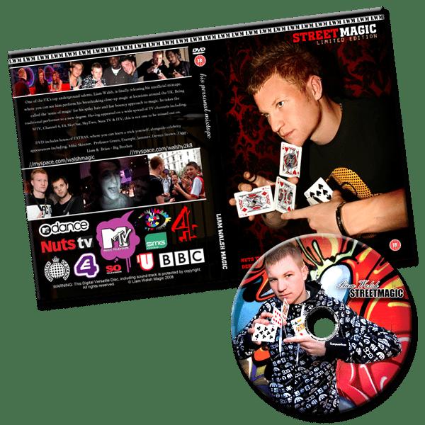 Image of Street Magic: Underground Mix Tape (DVD)
