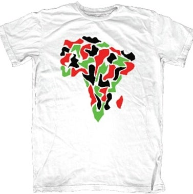 Image of Red Black Green Africa