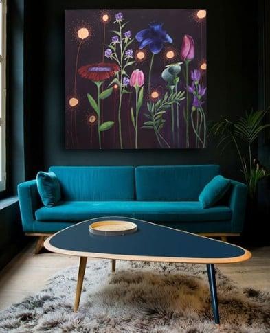 Image of Dark & Stormy Garden bed