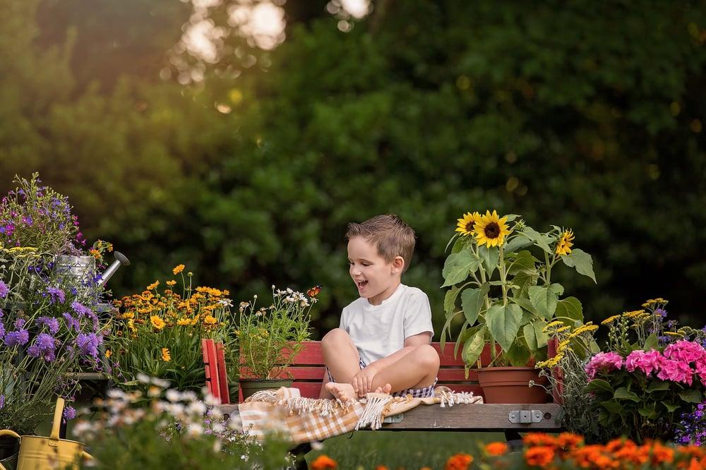 Image of Flower Mini Session