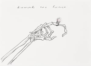 Image of Diamonds are forever, part of No Title (Series of 8)