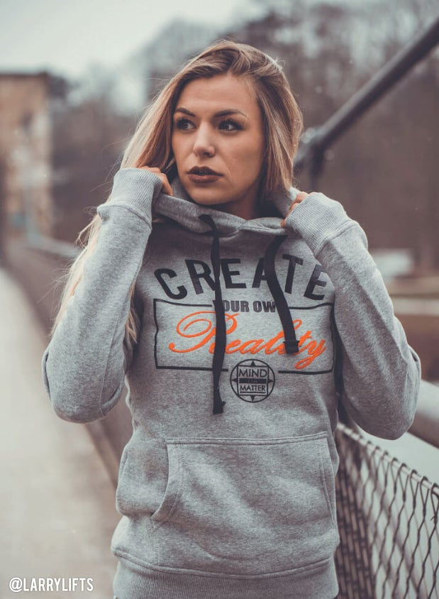 Image of CREATE YOUR OWN REALITY HOODIE