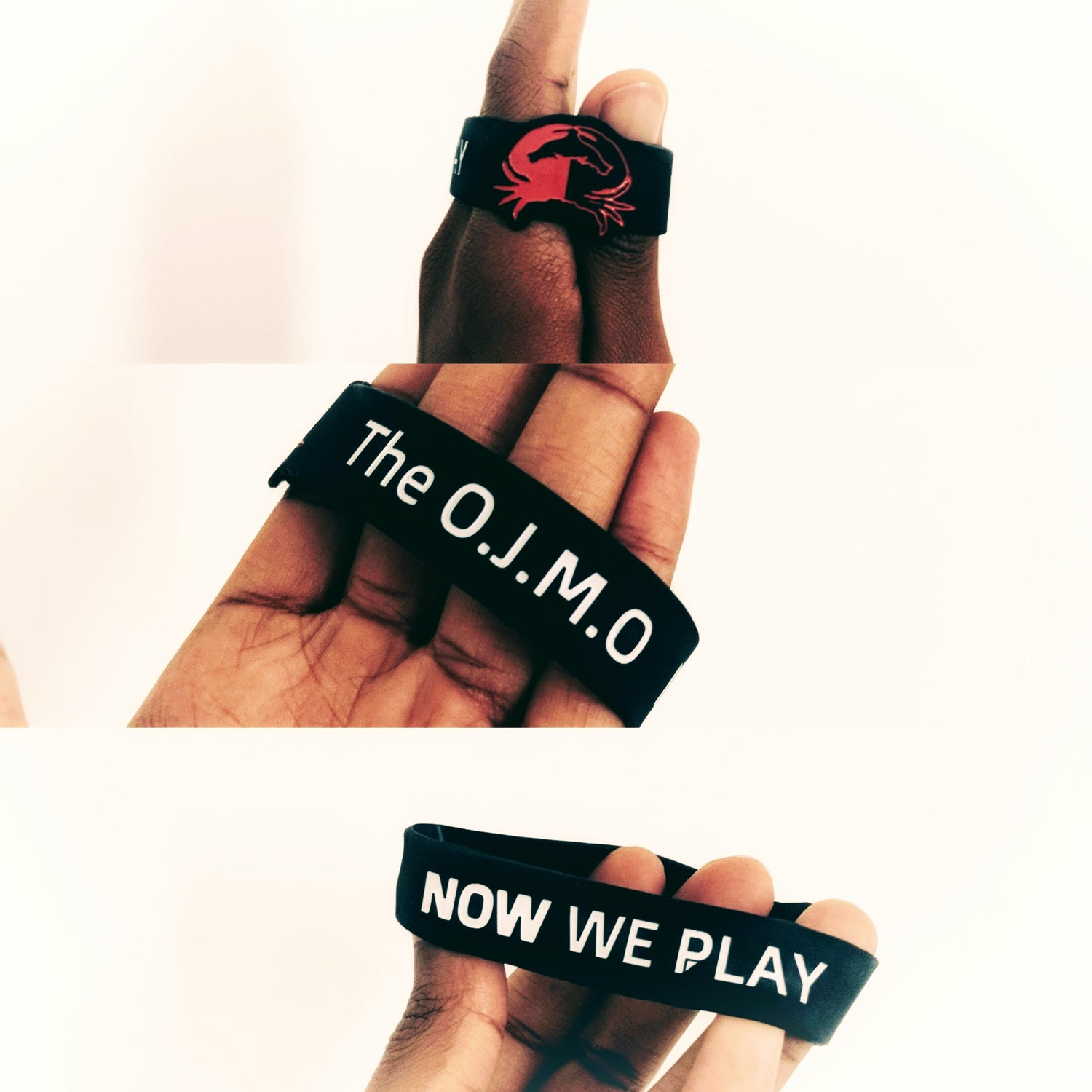 Image of Half-Crab Wristband