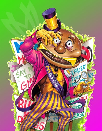 Image of McCheese