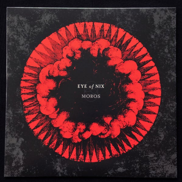 "Image of Eye of Nix - ""Moros"" Limited edition LP"
