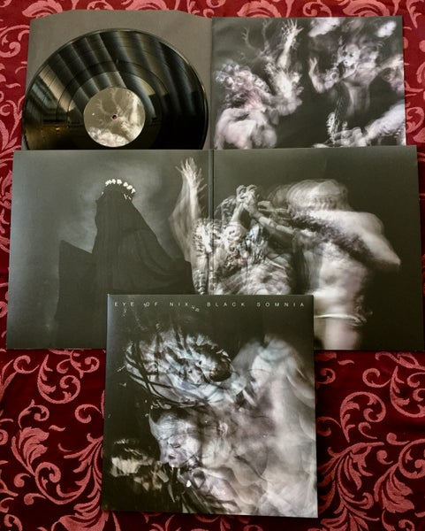 "Image of Eye of Nix - ""Black Somnia"" limited edition LP"