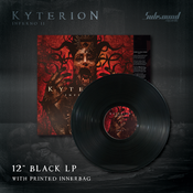 "Image of Kyterion ""Inferno II""-  Lp Black"