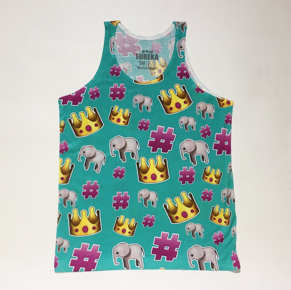 Image of Special Edition: #ElephantQueen Tank