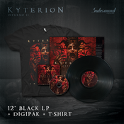 "Image of Kyterion ""Inferno II"" - Bundle T Shirt"