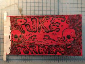 Image of Puke Forever (#2) Air Sickness Bag