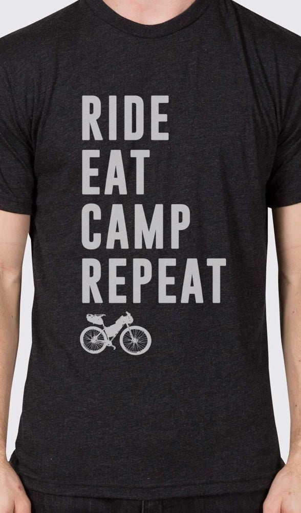 Image of Ride Eat Camp Repeat T-Shirt