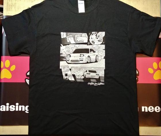 """Image of """"Initial D""""FK T-Shirt"""