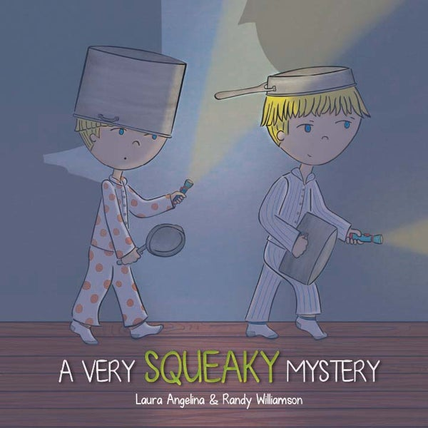 Image of A Very Squeaky Mystery (Hardcover)