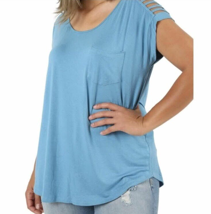 Image of Beau Top (Plus Size)
