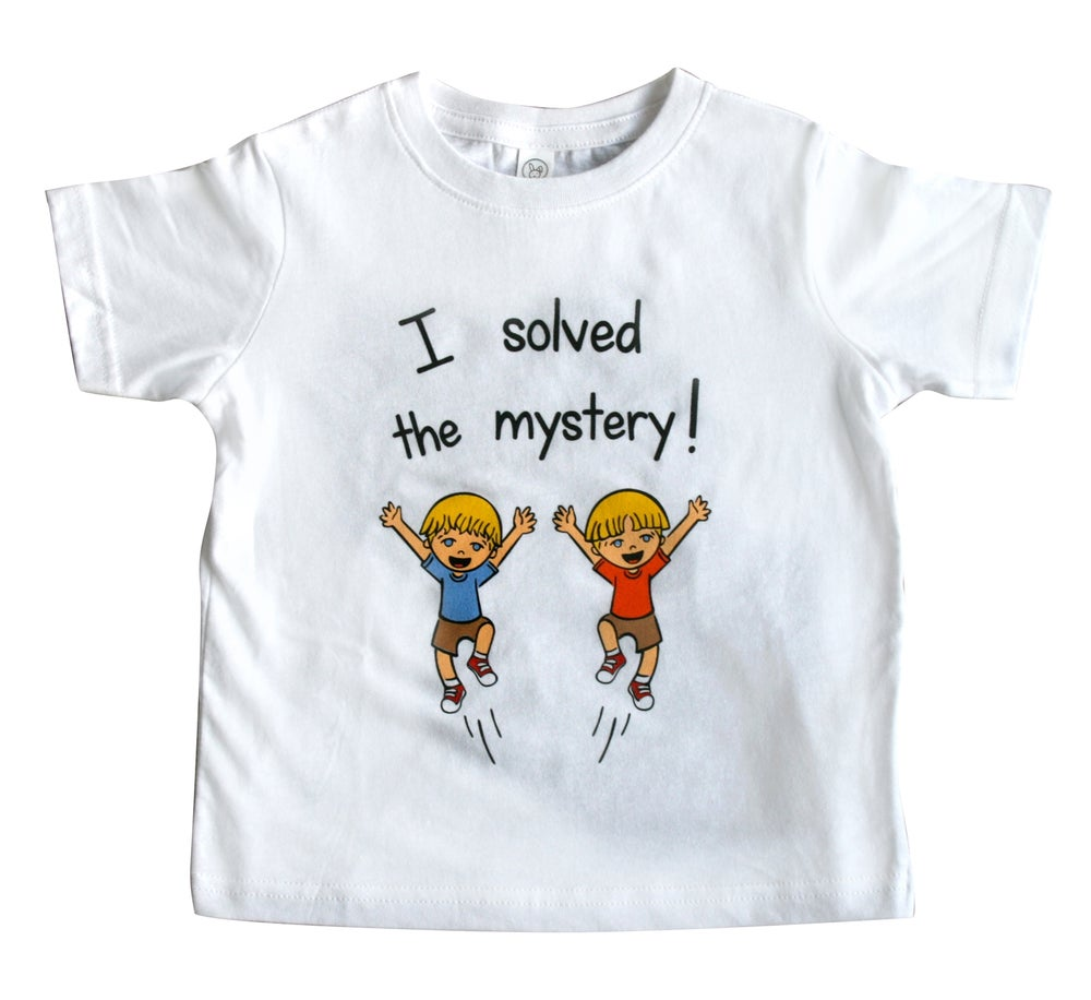 Image of I Solved the Mystery! T-Shirt