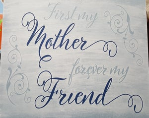 Image of Mother's Day Paint Class