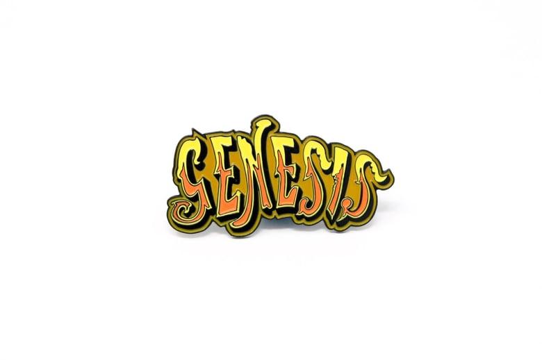 Image of Genesis Logo
