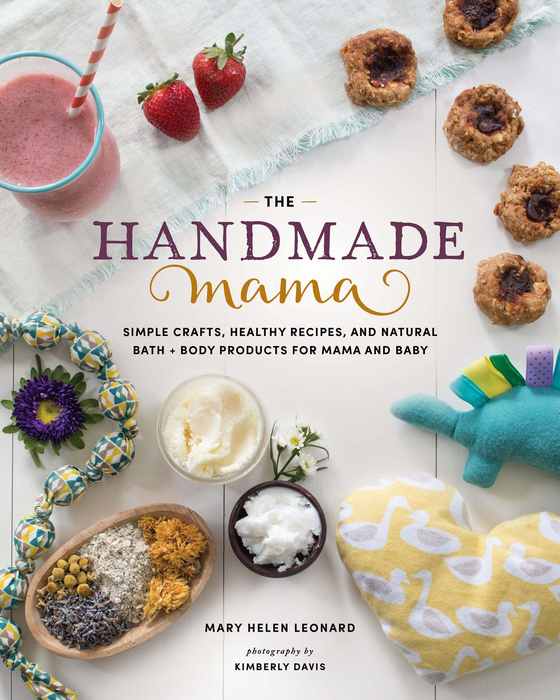 Image of The Handmade Mama (signed copy)