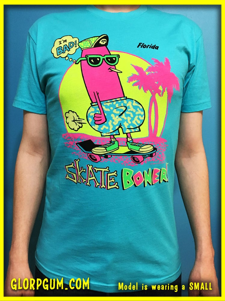 Image of Skate Boner T-Shirt