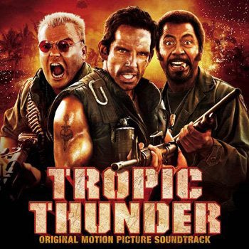 Image of Tropic Thunder (Original Motion Picture Soundtrack) CD - Various Artists