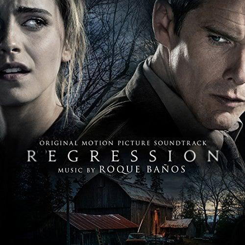 Image of Regression (Original Soundtrack) CD - Roque Banos