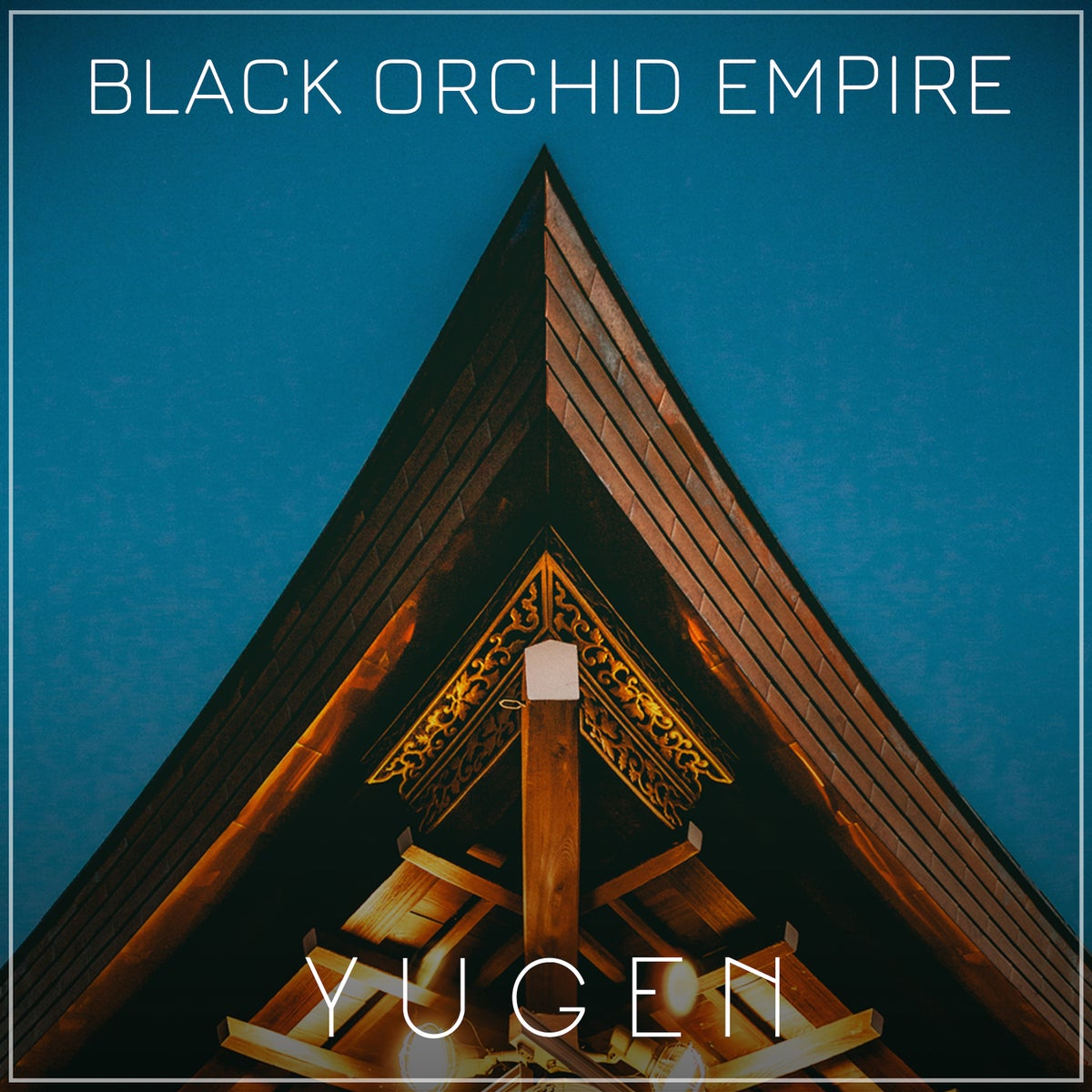 "Image of Black Orchid Empire ""Yugen"" CD"