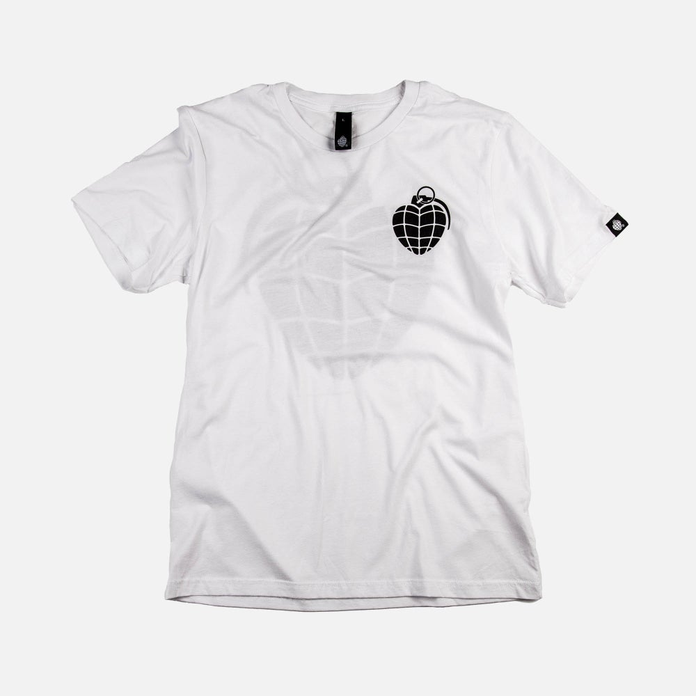 Image of Logo T-shirt White