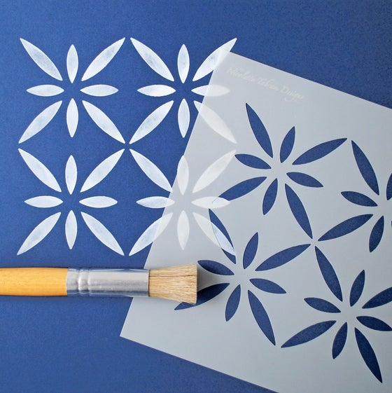 Image of Java Stencil