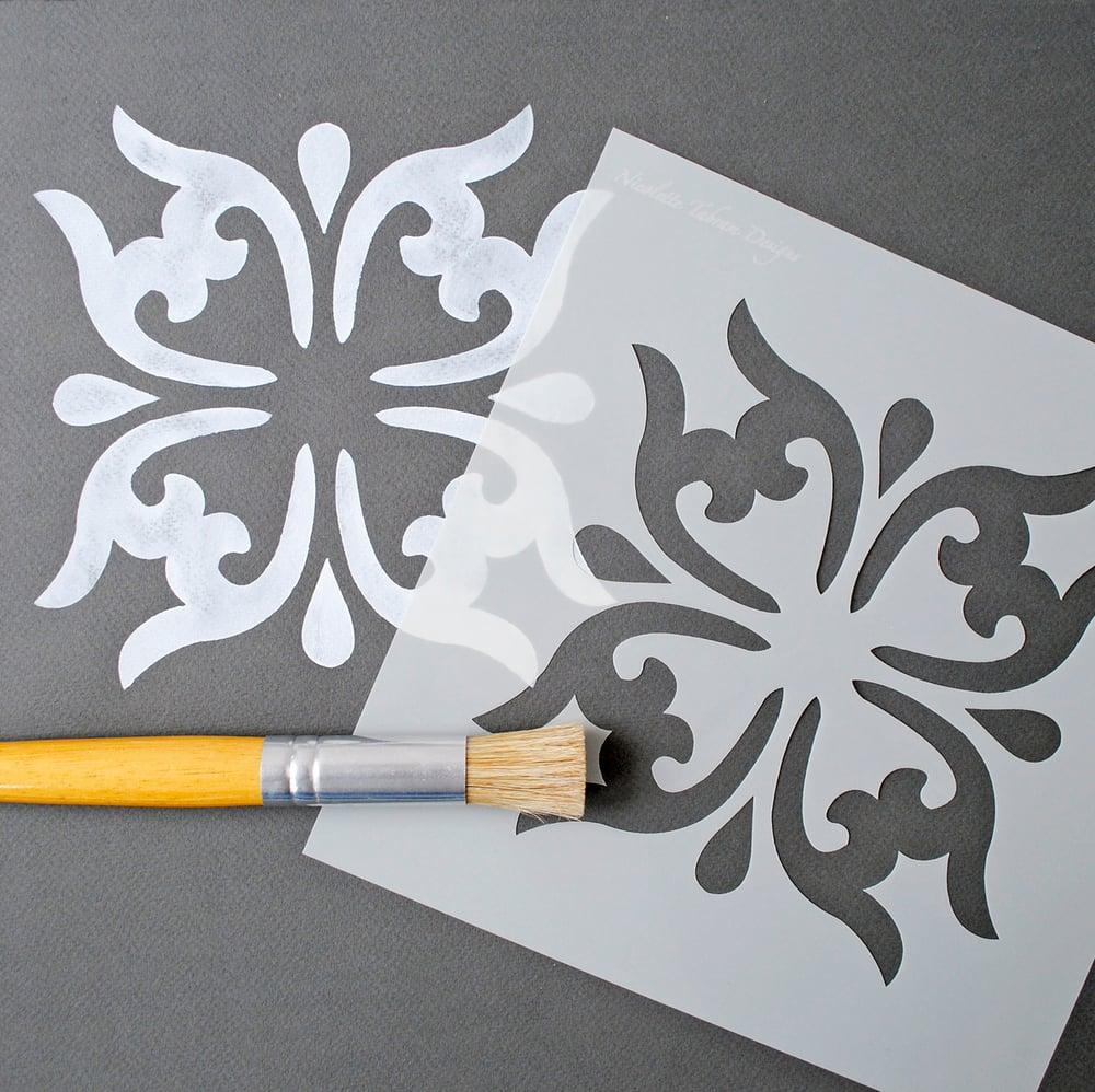 Image of Lisbon Stencil