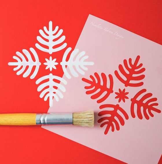 Image of Tivoli Stencil