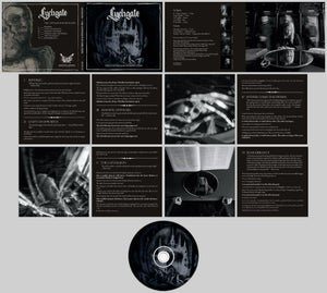 Image of 'The Contagion in Nine Steps' CD (digipak)