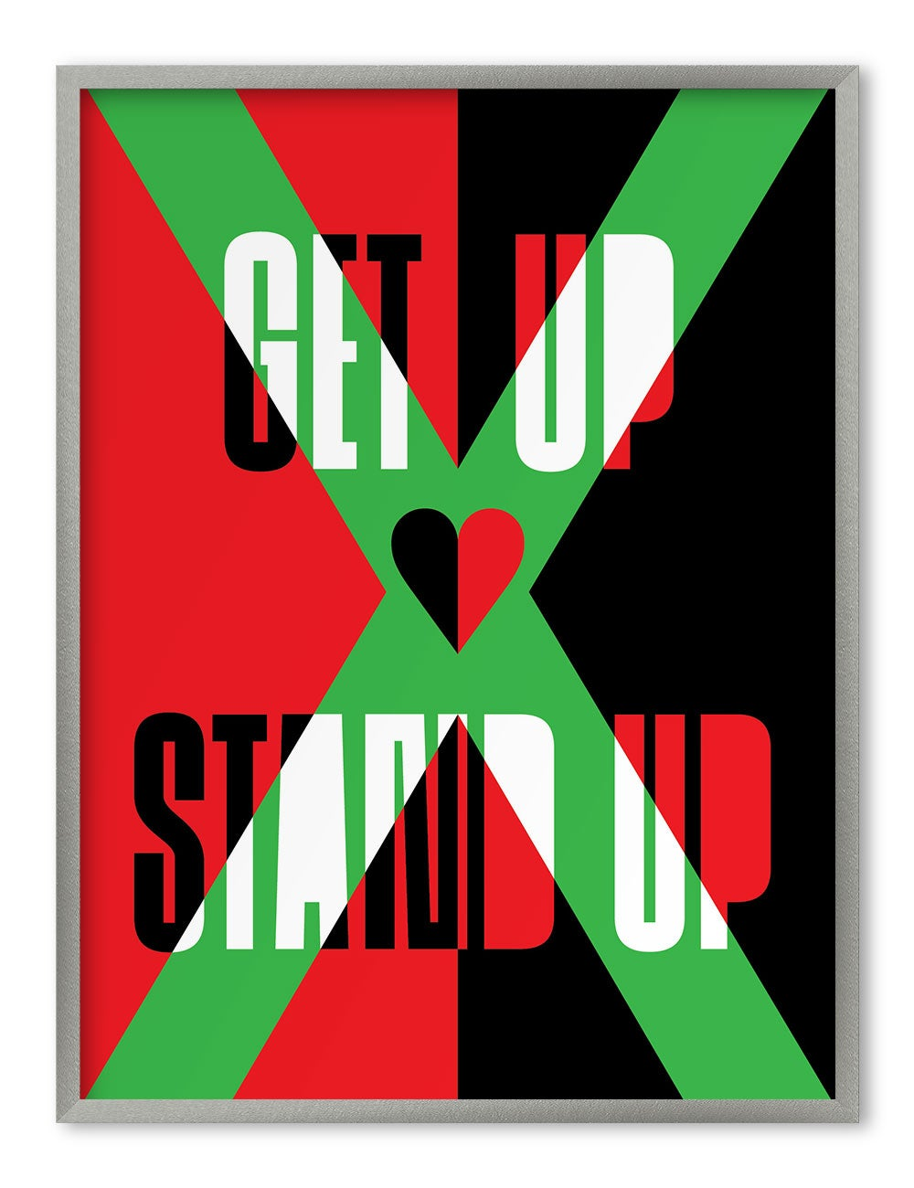 Image of Stand Up For Your RIghts — A1 giclée print, edition of 20