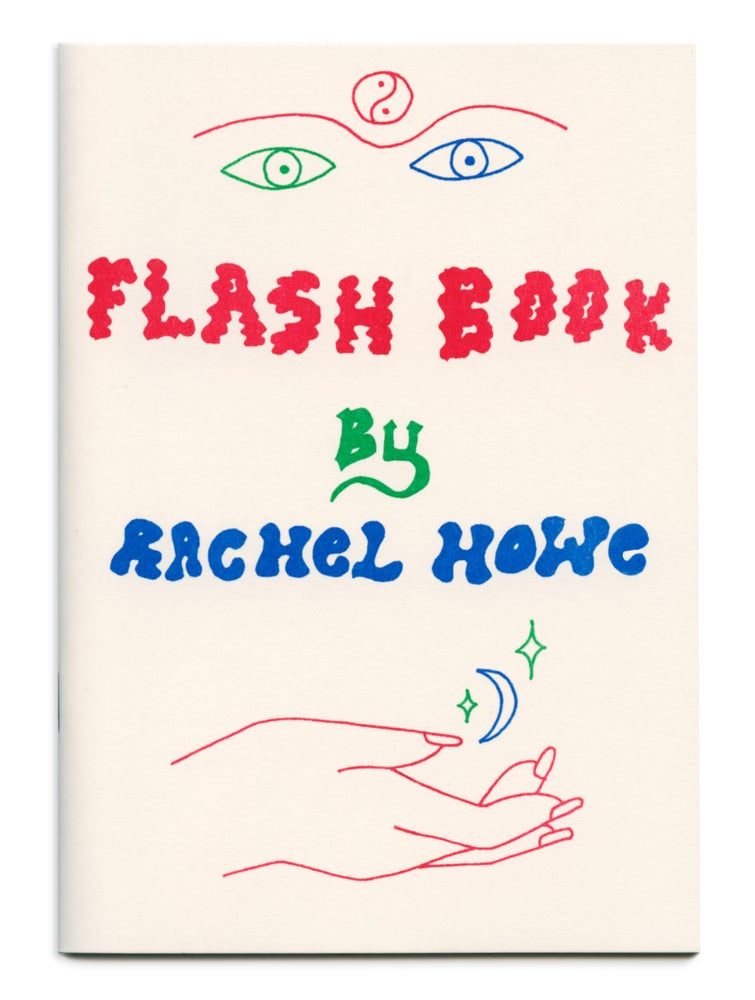 Image of Flash Book by Rachel Howe