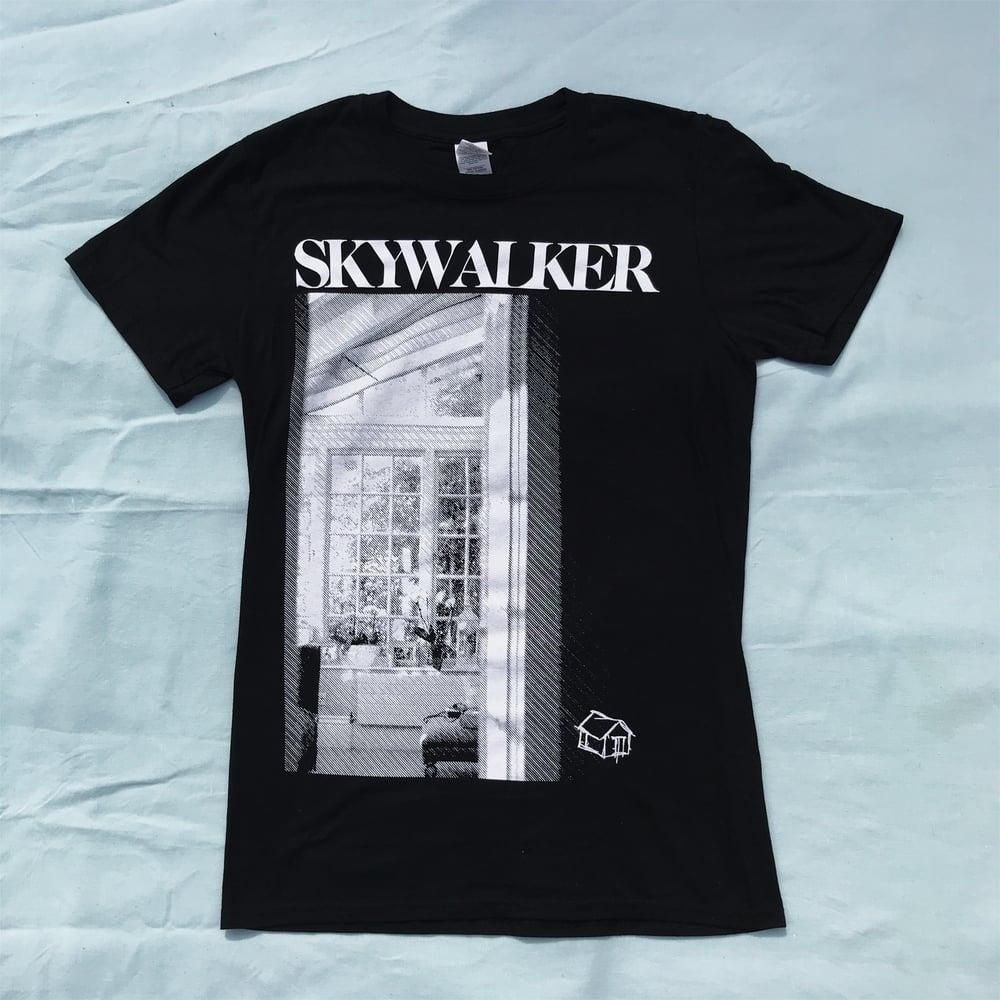 Image of SUGAR HOUSE black t-shirt